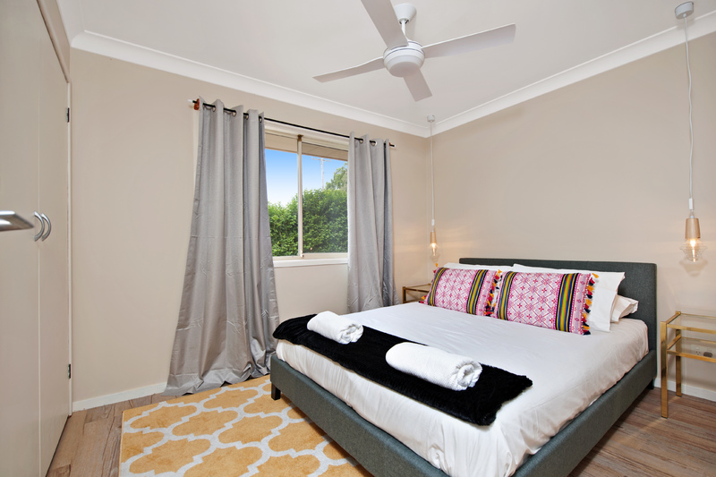 2nd bedroom – mollymook holiday house