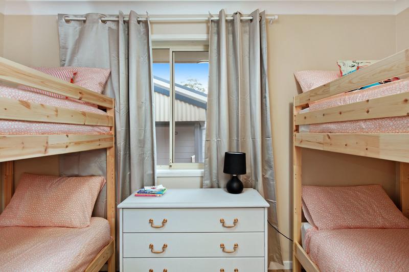 bunk room – holiday house south coast